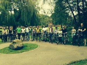 1 June 2014 group ride group photo