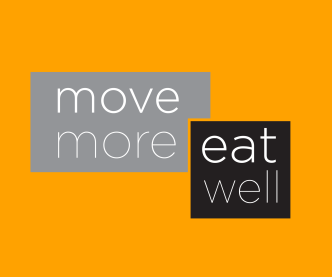 Move more, eat well