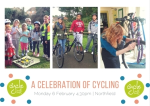 A celebration of cycling